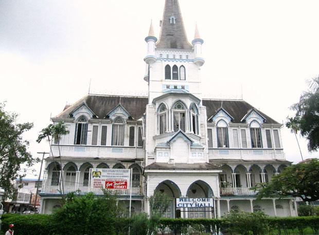 city hall rehab for completion next year mayor hamilton
