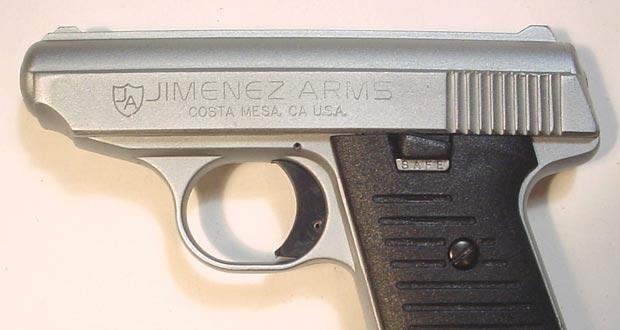 "Phoenix Arms HP25A Semi Auto Pistol .25 ACP 3"" Barrel 9 Rounds ..."
