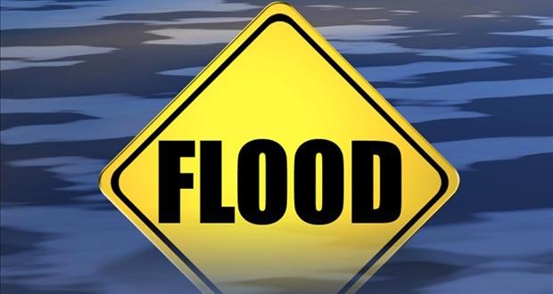 Flood warnings in effect in flood-prone areas