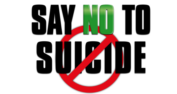 Say no to suicide,yes to life - Guyana Chronicle