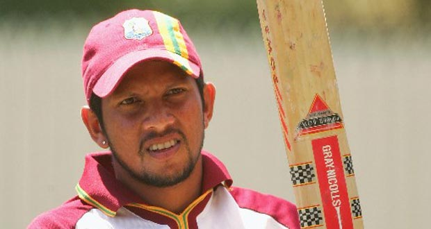 Has Alvin Johnson's wishes for Sarwan to  come big come true or is it too early to call?