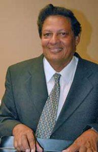Khaleel Mohamed is a famous writer that originated from Leguan Island