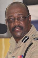 Retired Police Commissioner, Leroy Brumell
