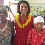 First Lady spreads cheer amongst Region 3 women