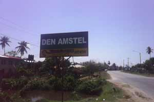 Welcome to Den Amstel