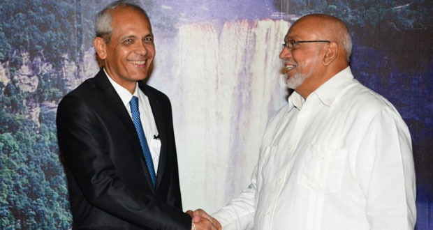 France, Spain assign new envoys to Guyana