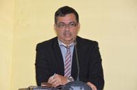 The Commission's Lead Counsel Glen Hanoman