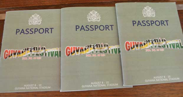 how to get guyana passport