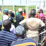 Congress Place's gates closed to voters : –PNC/R members complain about 'rigged' process