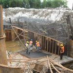 Works on Windsor Forest pump station progressing