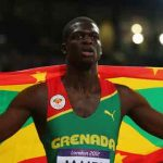 Grenada's Kirani James storms to 400m gold