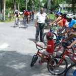 38th Annual `Teach Them Young' cycle programme attracts a number of youngsters