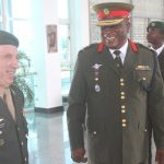 Guyana, Brazil military in groundbreaking meet here