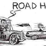 Road hogs predominate on Guyana's roads