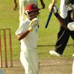 Bramble, Crandon hit tons for Berbice