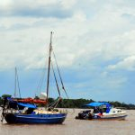 Nereid Yachting Rally arrives in Guyana