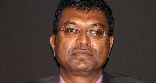 AFC Leader Khemraj Ramjattan