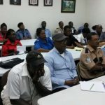 GAPSO conducts basic first aid course for 26 security officers