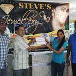 Steve's Jewellery hands over MVP prizes for Guyana Softball Cup 4  … Venues identified for tournament