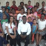 Social Work students of UG undertake life-skill interventions at Youth Ministry