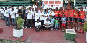 Director of Sport hails 5th 'Big Ride' a success