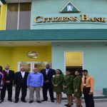 President declares open New Amsterdam Citizens Bank … This shows we're not talking of 'no confidence', but of 'confidence in the economy', he declares