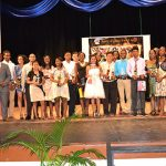 National Youth Awards Ceremony… Youths honoured for outstanding community work