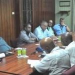 PSC meets political parties, GECOM