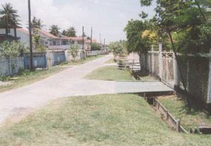 Alice Street in Seafield, Leonora, West Coast Demerarathat was named in honour of Kowsilla a.k.a. Alice