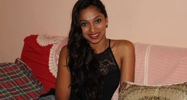 girl from guyana