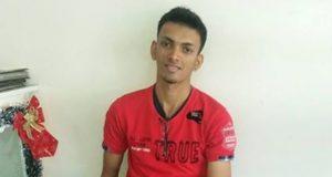 Ameer Amit Henry believes in following his dreams