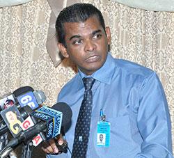 CJIA, CEO Ramesh Ghir