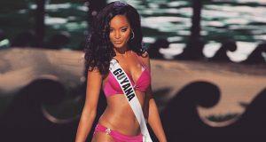 Guyana's Niketa Barker in top 20 on Global Beauties Leaders Board -wins Sash People's Choice Award