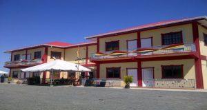 The spanking new Guyana Fire Service Training School Complex at Leonora, West Coast Demerara
