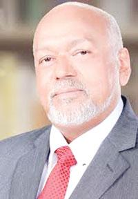 Former President Donald Ramotar