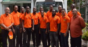Flashback: Guyana's National 7s Rugby Team