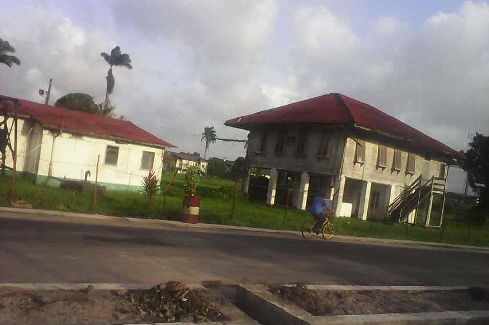 Diamond Village: A Closely Knit Neighbourhood - Guyana Chronicle