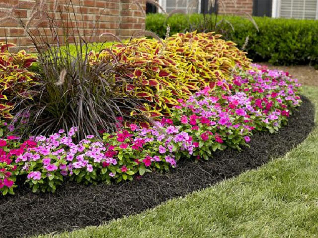 MULCH Gardens take on many shapes sizes and characteristics and