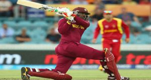 West Indies will be looking to opener Chris Gayle after slamming the Zimbabwe bowlers for 215- a World Cup record.