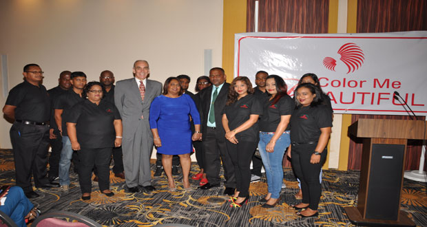 'Color Me Beautiful' replaces Avon in Guyana - hailed as 'World's Greatest Skin Cosmetics & Skin Care Lines' - Guyana Chronicle