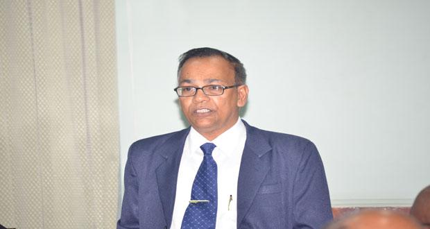 AG Deodat Sharma