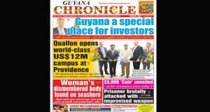 Guyana Chronicle E-Paper 2015-03-27