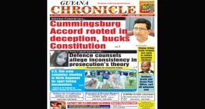 Guyana Chronicle E-paper 03.04.201