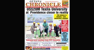 Guyana Chronicle  E-Paper 04-28-2015