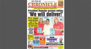 Guyana Chronicle  E-Paper
