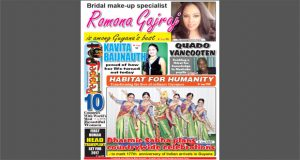 Guyana Chronicle Pepper Pot E-Paper