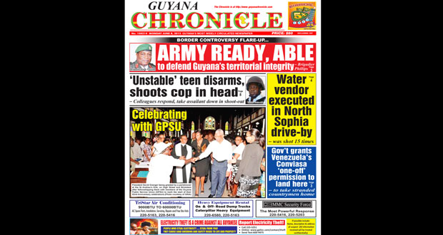 Guyana Chronicle | Guy...