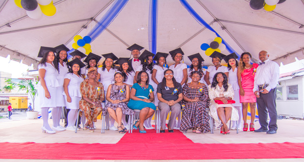 St Joseph School Of Nursing >> St Joseph Mercy Hospital School Of Nursing Graduates 64th