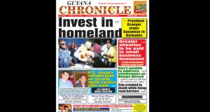 Guyana Chronicle E-Paper 2015-07-07