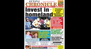 Guyana Chronicle E-Paper 2015-07-07